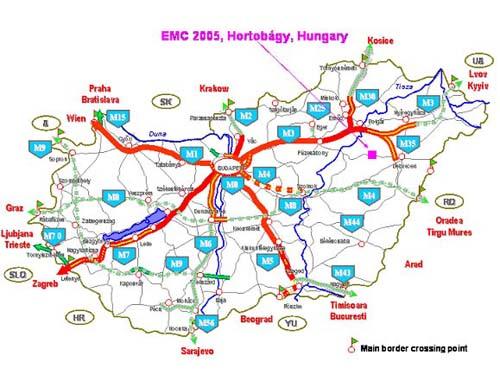 EMC 2005 Hortobagy Hungary